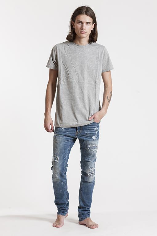 pretty nice aeb57 fa06e T-Shirt Grau