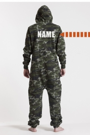 Camo, Back Nameprint
