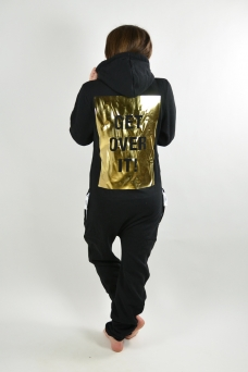 Comfy Black, Get over it -Gold - 1199
