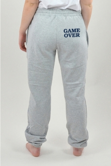 Sweatpants Grau, Game Over - 3067