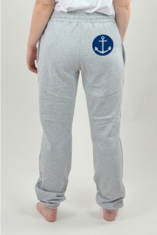 Sweatpants Grau, Anchor - 3076