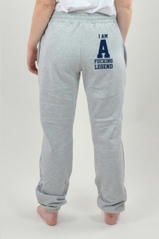 Sweatpants Grau, I Am - 3098
