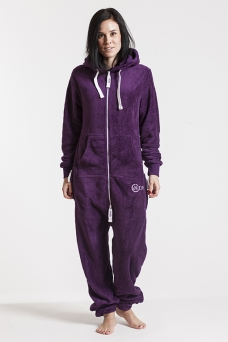 Fleece - Purple - 4314