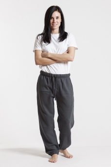 Sweatpants, Dunkelgrau - 4407