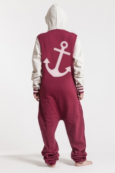 College Red, Anchor, Jumpsuit - 5349
