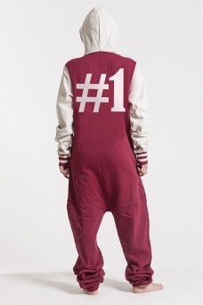 College Red, Hashtag #1, Jumpsuit - 5357