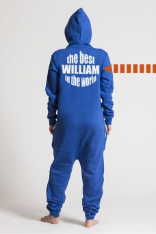Comfy Blue, The Best, Onesie - 5532