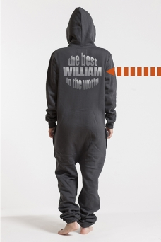 Comfy Dark Grey & Silver, The Best, Jumpsuit - 5606
