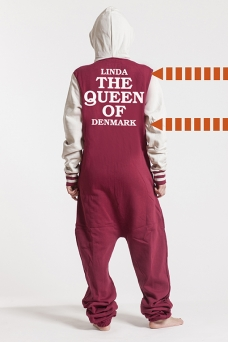 College Red, The Queen - 5684